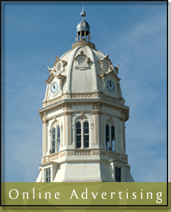 Madison County Courthouse Winterset Iowa Attorney Web Design Law Firm